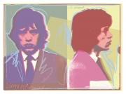Mick Jagger Art3