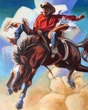 Bronc-Rider