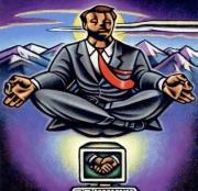 Computer-Meditation